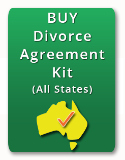 divorce property settlement agreement buy now