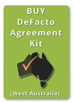 Buy Gay Female Defacto Agreement