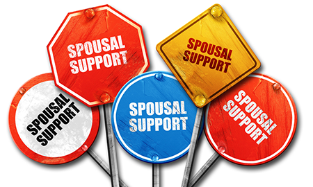 spousal support or maintenance